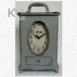 Landelijke klok Clayre & Eef - 6KL0397