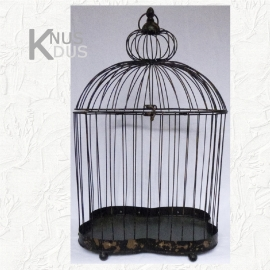 Stoere vogelkooi