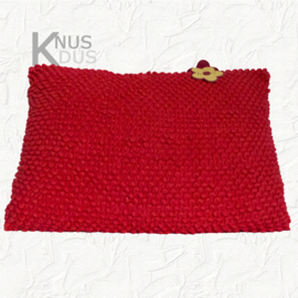 Kussen Imbarro Poppy - Red