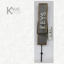 Stoere Knijper `Keys`