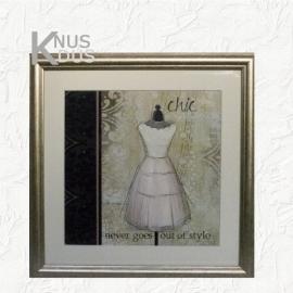 Schilderij 'Chic'