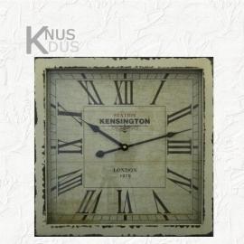 Landelijke klok `Station Kensington`