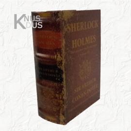 Decoratieboek Sherlock Holmes - small