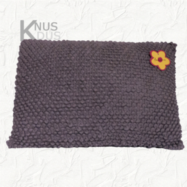 Kussen Imbarro Poppy - Grey