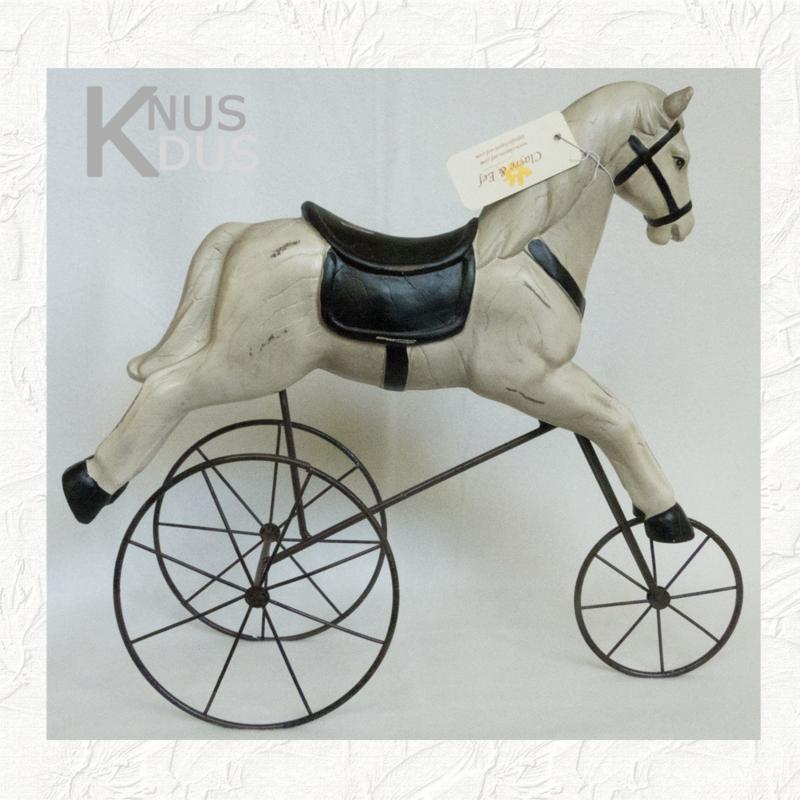 Paard fiets - Clayre & Eef 6PR0932