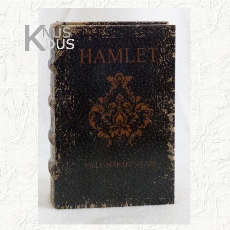 Decoratieboek Hamlet