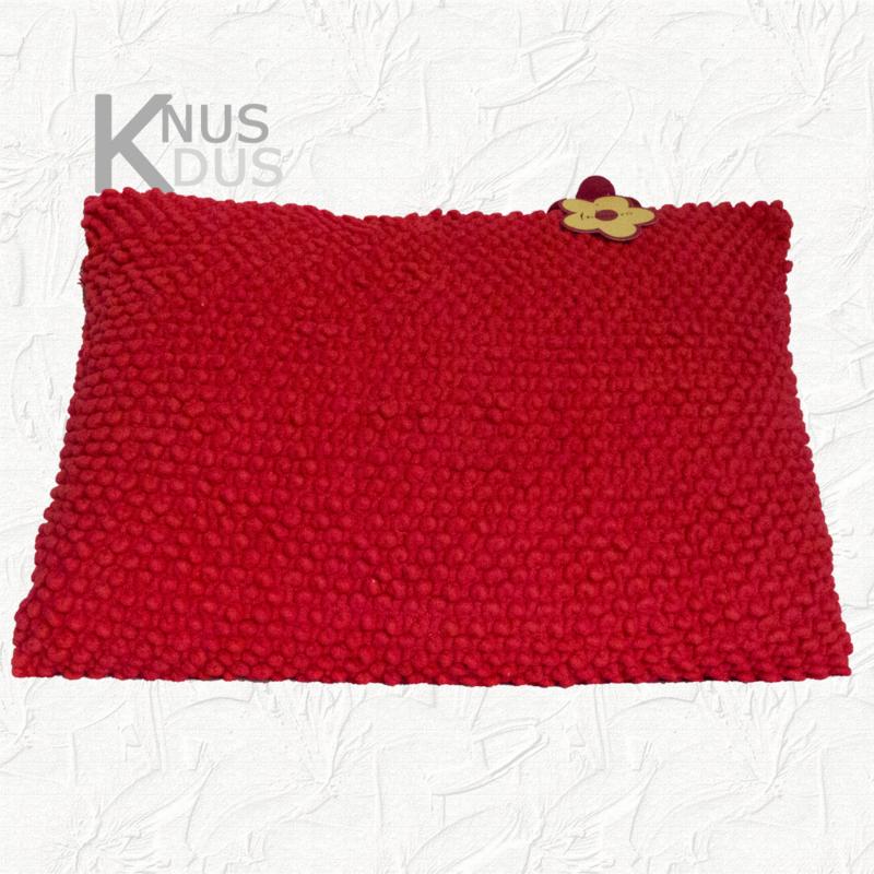 Kussen Imbarro Poppy - Red