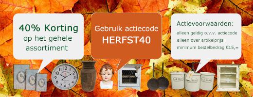 KnusDus Herfst Sale - Hoge korting