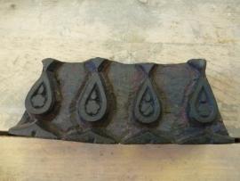 Batik stempel nr. 2, M