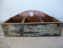 Tool box old wood nr.2
