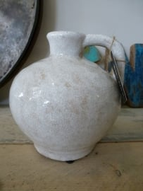 Brynxz sobere jug element , crackle white