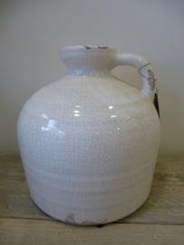 Brynxz jug premiere crackle white