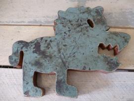 Scrapwood leeuw