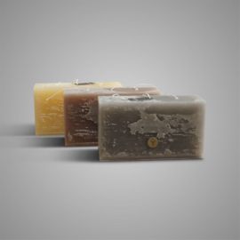 TIMELESS RANGE OF RUSTIC CANDLE RECTANGULAR