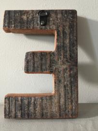 Letters Alfabet E