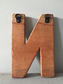 Letters Alfabet N