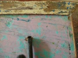 Kapstok scrapwood 1 haaks nr.1
