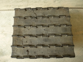 Batik stempel nr. 3 , L