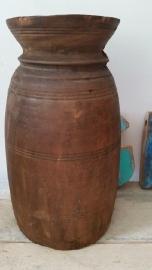 Oude nepalese kruik XL nr. 7