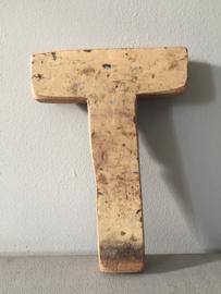 Letters Alfabet T