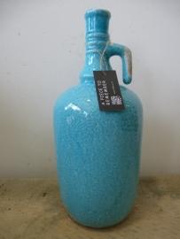 Brynxz bottle paraffin turquoise, M