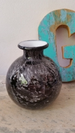 Fidrio glazen bolvaasje MABLE