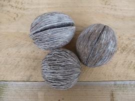 Mintola gedroogd 3 stuks ,white