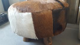 Grote geitenpoef