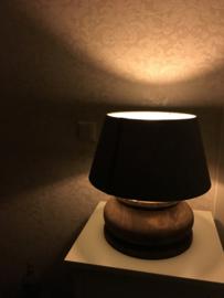 lampen voet hout L