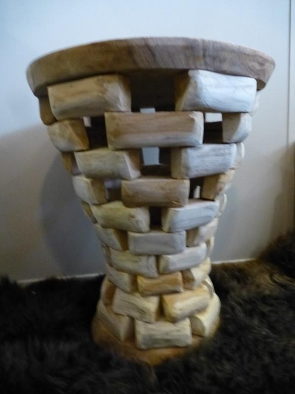 Tafel driftwood