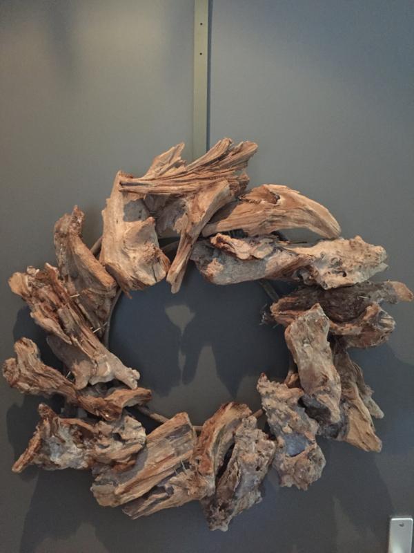 Krans Driftwood XL nr 1