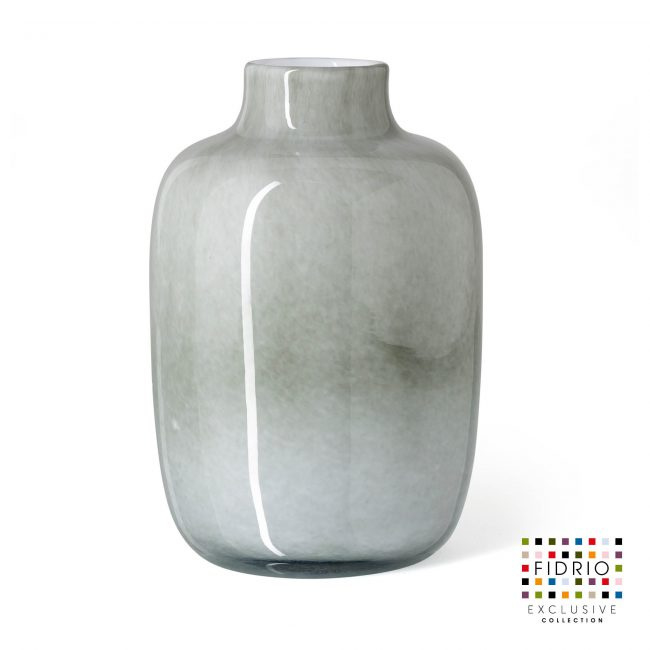 FIDRIO vase toronto medium graphite
