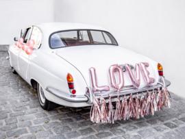 Autodecoratie Rosé Love - DIY pakket