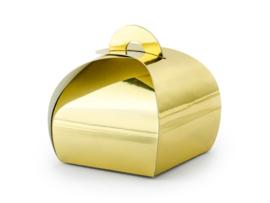 Bedankdoosje - Giftbox - goud