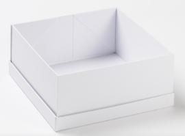 Giftbox met Deksel - Wit