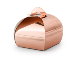 Bedankdoosje - Giftbox - roségoud