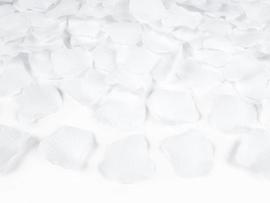 Rozenblaadjes 500 stuks Wit