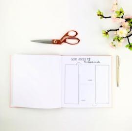 Photo Booth Gastenboek |  zonder vragen |  20 x 20cm