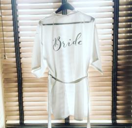 KIMONO BRIDE BEDRUKT