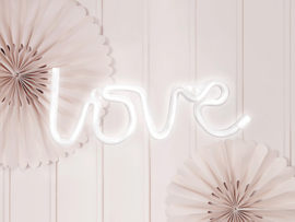 Neon LED ' Love' Wit
