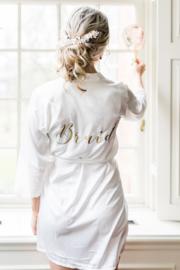 Kimono met kant |  Mrs + Je nieuwe achternaam