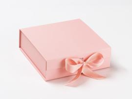Giftbox zonder bedrukking Roze Maat M