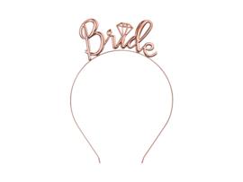 Haarband Bride to Be - Roségoud