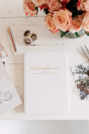 WEDDINGPLANNER BOEK