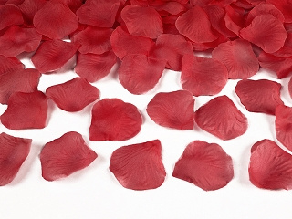 Rozenblaadjes 500 stuks Rood
