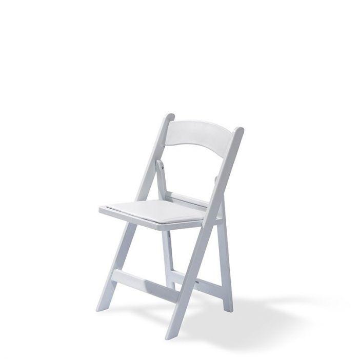 Witte Weddingchair