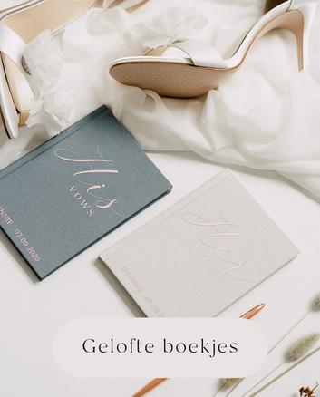 Gelofte Boekjes - gelofteboekjes - Vows