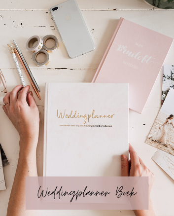 weddingplanner invulboek