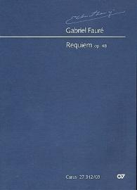 Requiem op.48 - Fauré | Carus