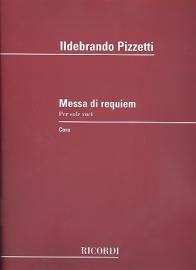 Messa di Requiem - Pizzetti